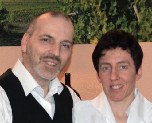 Roland und Dagmar Ziegler